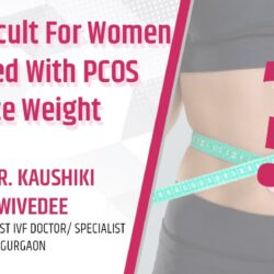 Is It difficult for women diagnosed with PCOS to reduce weight